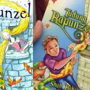 Netizen Sentap Ada Rapunzel Versi Islamik,  Ini Penjelasan Sebenar Penulis Bukunya