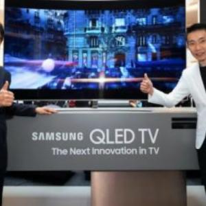 Samsung Lancar Model Baharu, QLED TV Dengan Teknologi Titik Kuantum