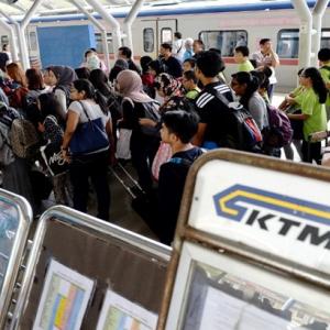 Tiket Hari Raya KTMB Untuk 40 Perkhidmatan ETS  Mula Dijual Isnin