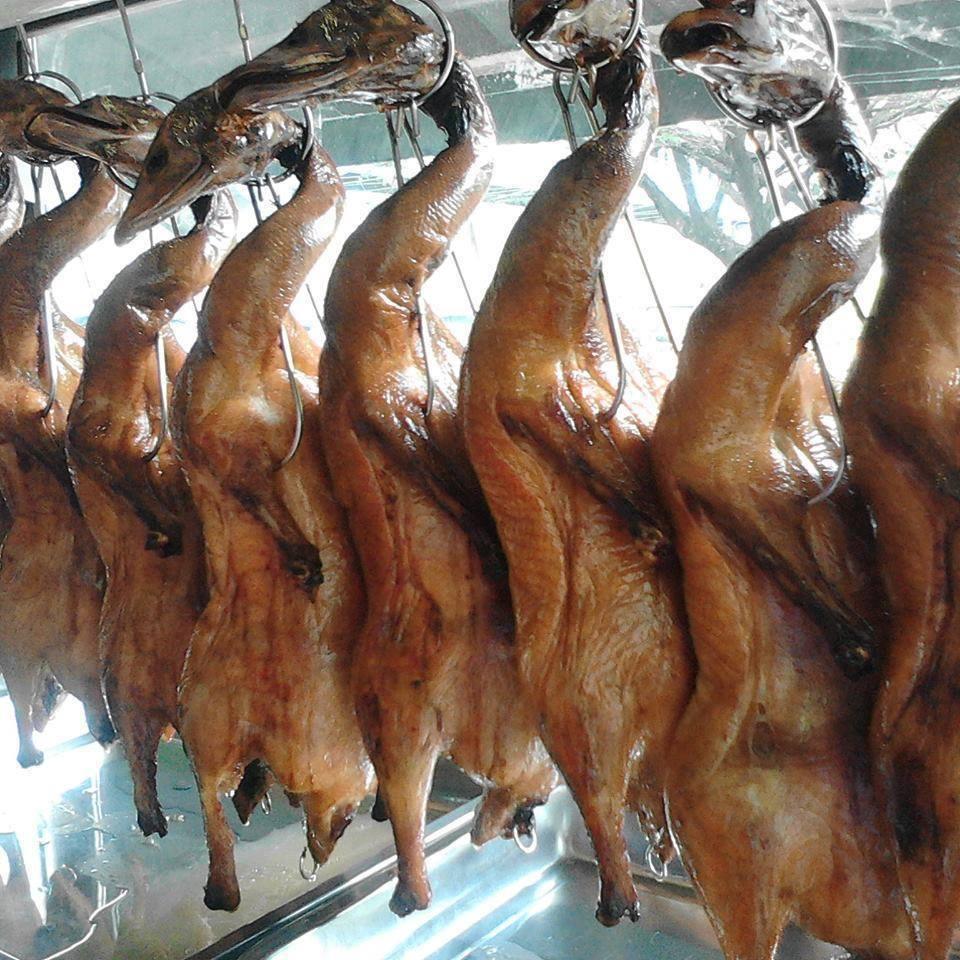 Kecur Air Liur Dibuatnya , Itik Panggang Halal Di Restoran Cina Muslim Ini - Gaya Hidup - CARI
