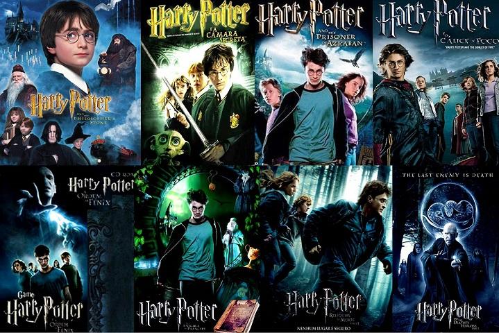 Peminat Sambut Ulangtahun Ke-20 Harry Potter
