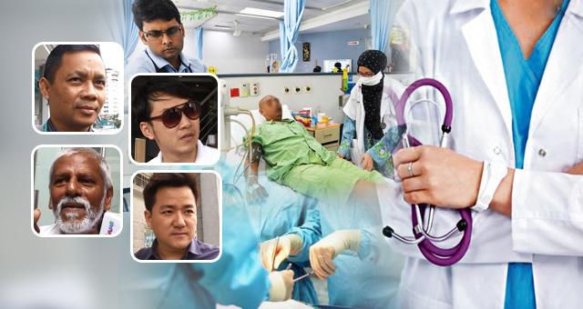 Doktor Tidak Fasih Bahasa Melayu Buat Pesakit Tertekan, Betulkah?