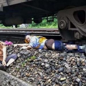 Terjun Keretapi Demi Selamatkan Wanita Tua, Konduktor Hilang Kaki Kanan