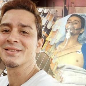 Adam Hamid Kritikal Diserang Jangkitan Kuman Dalam Paru-paru