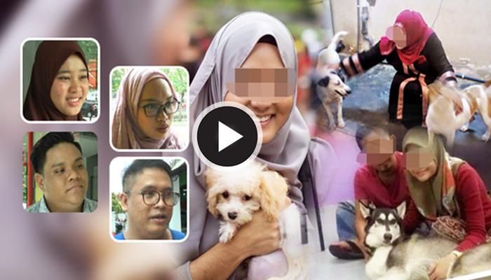 Ramai Muslim Masih Keliru Hukum Pelihara Anjing, Betul Ke?