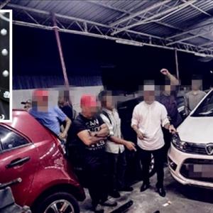 PPIM Ceroboh Gudang Kereta : Polis Gesa Elak Spekulasi