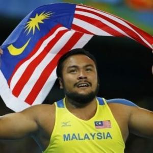 Tahniah! Jaguh Paralimpik Muhammad Ziyad Sekali Lagi Cipta Rekod Dunia