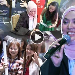 Puas Merantau Di China, Konsert My Journey 'Sambut' Kepulangan Shila Amzah