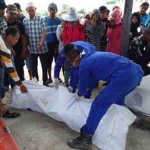Menyayat Hati! Disambar Buaya, Mayat Warga Indonesia Ditemui