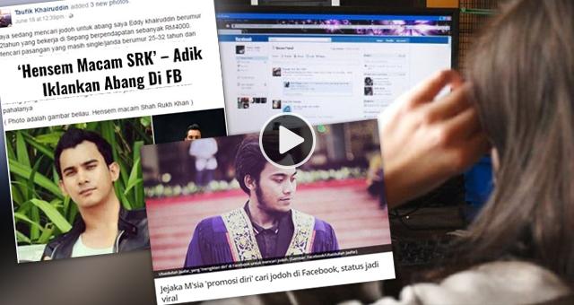 Takut Tak Laku, Betul Ke Laman Sosial Jadi Lubuk Cari Jodoh Sekarang?