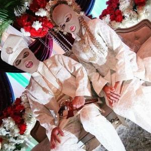 Kahwin Pakai Topeng, Dah Kering Idea Ke Atau Terdesak Nak Viral?
