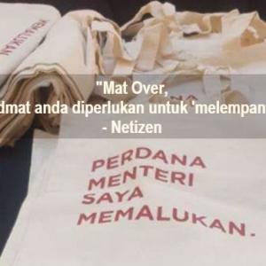 """""""Perdana Menteri Saya Memalukan"""" - Beg Hina PM Minta Derma RM10"""