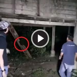 Niat Sekumpulan Lelaki Ini Nak Cari Hantu, Bila Jumpa Tak Cukup Tanah Lari