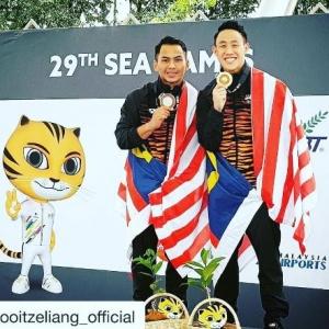 [Tepuk Tangan] Penerjun Negara Ini Cairkan Hati Netizen, Raih Emas Pada Hari Jadi