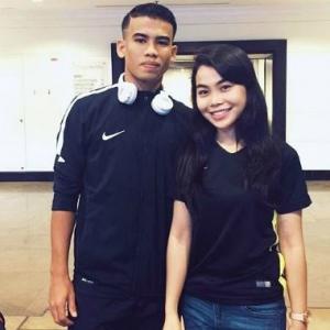 Wani Kayrie Dedah Cinta, Akui Rapat Dengan Pemain Bola JDT