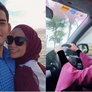 Netizen Puji Suami Ummi Nazeera Pandai Jaga Aurat Isterinya