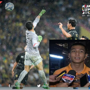 """10 Kali Saya Selamatkan Gol, Orang Takkan Ingat Tapi..."" - Luahan Sayu Haziq Nadzli"