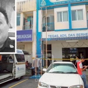 Kes Polis Dibunuh Dalam Balai: Suspek Disyaki Abang Sepupu Mangsa Direman 7 Hari
