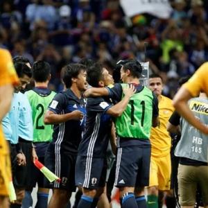 Selepas Tewaskan Australia 2-0, Jepun Sahkan Tempat Ke Piala Dunia 2018