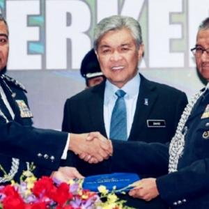 Datuk Seri Mohamad Fuzi Harun Dilantik Sebagai KPN Baharu