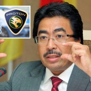"""""""Lantik Siapa Jadi CEO Proton, Itu Adalah Hak Geely Proton""""-  Datuk Seri Johari"""
