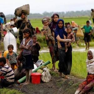 PM Akan Bawa Isu Rohingya Ketika Bertemu Trump Minggu Depan