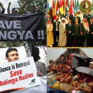 OIC Kutuk Tindakan Kejam Myanmar Terhadap Etnik Rohingya