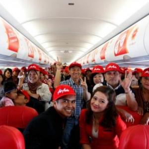 AirAsia Tawarkan 5 Juta Tempat Duduk Harga Istimewa