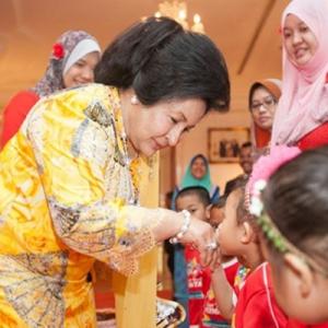 Rosmah Mansor Lawat Feynman School, Sekolah Budak Pintar Di Maryland