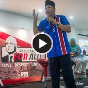 Tular Video Dakwaan Tun Mahathir Perlu Bertanggungjawab Dalam Isu Kerugian Forex BNM