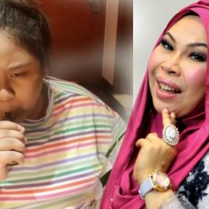 Datuk Vida Terkejut, Anaknya Cik B Dah Pandai Hisap Vape?