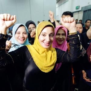 Presiden Baharu KAFA Milik Usahawan Wanita, Bibi Ramjani