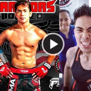 Peninju MMA Malaysia Tewaskan Indonesia Di' Total Victory' ONE Championship