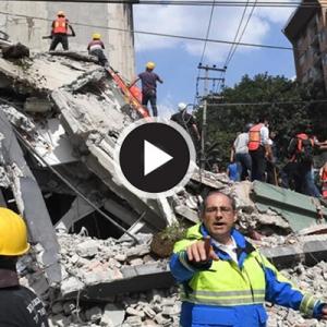 Gempa Bumi 7.1 Magnitud Gegar Mexico, Setakat Ini 138 Orang Terbunuh