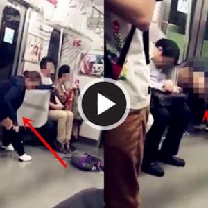 Wanita Dikecam, Selamba Kencing Dalam Tren MRT Di Tokyo
