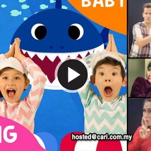 """Fenomena """"Baby Shark Doo Doo Doo Doo"""" Semakin Menjadi-Jadi"""
