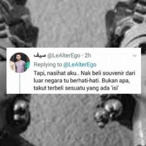 """""""Hantar Aku Balik Bali!""""- Wanita Tersalah Beli Patung Lunyai Dikerjakan Syaitan"""