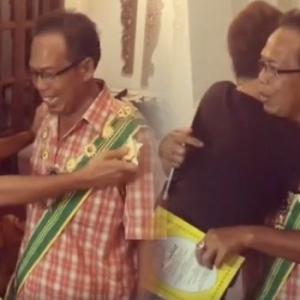 """""""Nak Balas Penat Lelah Abah"""" - Video Aliff Syukri Dengan Bapanya Buat Netizen Sebak"""