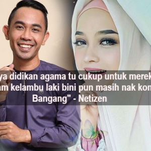 Netizen Muak Drama 'Dalam Kelambu' Hafiz, Joy