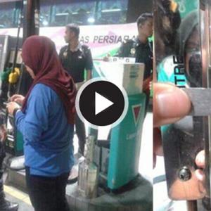 KPDNKK Sahkan Tiada Unsur Penipuan Di Stesen Petronas