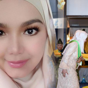 'Rezeki Anak', Tok Ti Kini Datuk Seri!