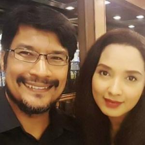 Netizen Tanya Bila Vanidah Imran Nak Pakai Tudung, Ini Jawapan Suaminya