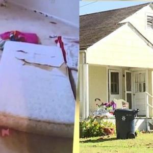 7 Budak Tinggal Dalam Rumah Kotor, Sampai Ulat 'Berkampung' Dalam Lampin Bayi