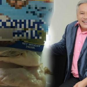 """""""Jangan Kata Benda Tu Tampon"""" - Chef Wan Terjumpa 'Benda Jijik' Dalam Santan Kotak..."""