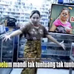 Lucu! Lagu Tak Tun Tuang Pula Jadi Fenomena