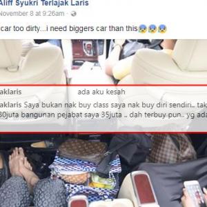 Netizen Suruh Aliff Syukri Sedia Van Jenazah, Kenapa Lagi Tu?