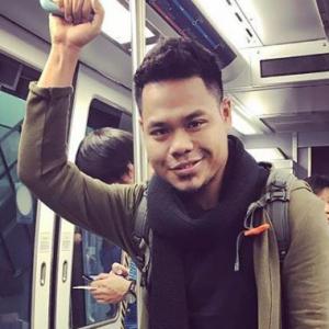 Sudahlah Bagasi Hilang, Syamel Digoda 'Amoi' Balik Hotel Pula