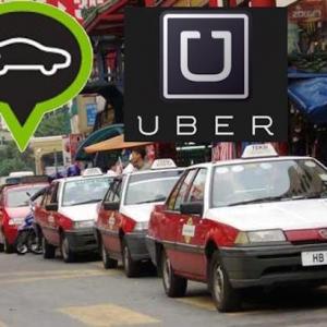 Makin Ramai Pemandu Uber, GrabCar Guna Taktik Licik...