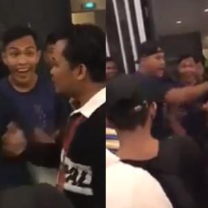 """""""Buat Malu Je! Berebut Kasut Adidas Punya Pasal, Sanggup Tumbuk Orang"""" - Netizen"""