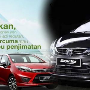 Rai Kelahiran 'Adik' Baru - Netizen Tercuit Hati Dengan Ucapan Proton Kepada Perodua Ini..